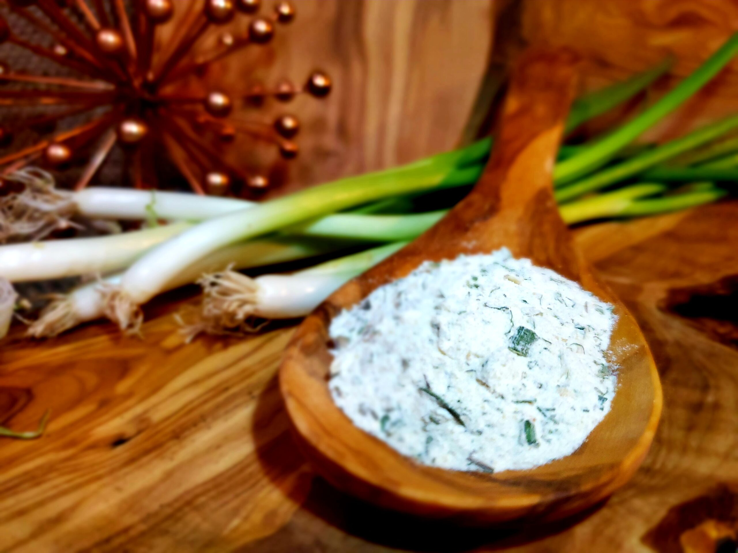 Giddyup: Cowgirl Ranch Dressing and Dip